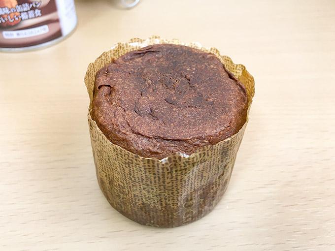 チョコパネトーネのパン