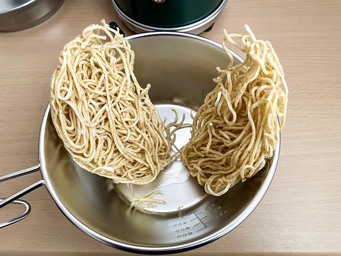 麺屋優光 × IZAMESHIの麺をアルポットにいれたい